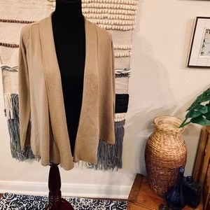 LOFT Wool & Cashmere Cardigan